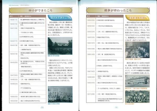 シリーズ記念誌 70周年特集(小学校編)