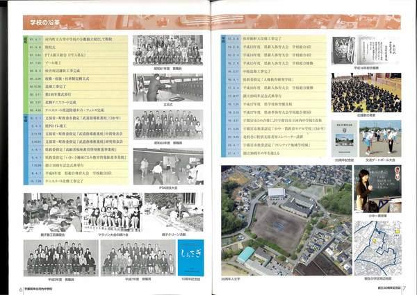 シリーズ記念誌 30周年特集(中学校編)